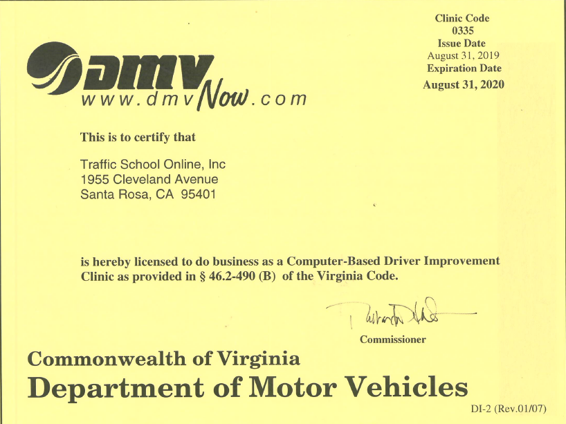 virginia dmv report lost drivers license